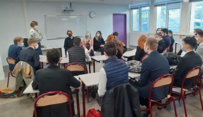 Les entreprises du pays bigouden à la rencontre des étudiants !