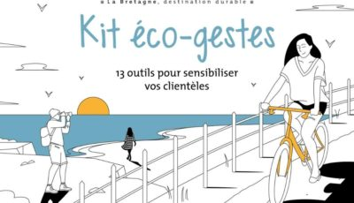 Professionnels du tourisme : adoptez le kit éco-gestes !