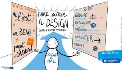 Le design, un levier d'innovation pour les PME!